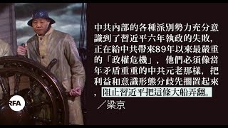 【梁京評論】中國過大關(之二)