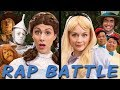 DOROTHY vs ALICE Princess Rap Battle explicit