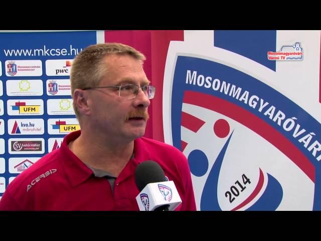 Rájátszás 6. mérkőzés: MKC SE - Budaörs