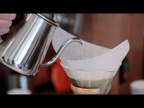 How to Make Pour-Over Coffee | Perfect Coffee