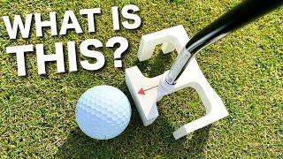 This Golf Club Has MINUS LOFT!