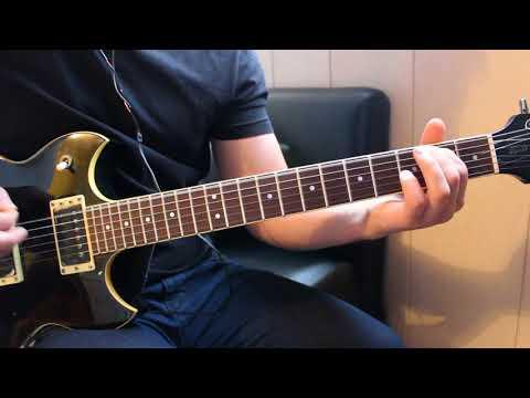 Троллейбус, Кино В.Цой, партия Ю.Каспаряна Yamaha SG-600 (кавер версия)