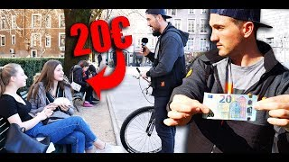 20€ SI TU TROUVES LE PRIX DE MON VÉLO !
