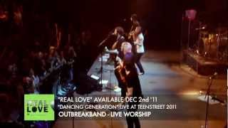 Dancing Generation - Outbreakband Live at Teenstreet