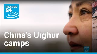 Surviving China's Uighur camps