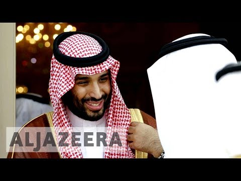Mohammed bin Salman named Saudi Arabia's crown prince