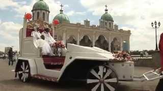 Ethiopian Orthodox Wedding