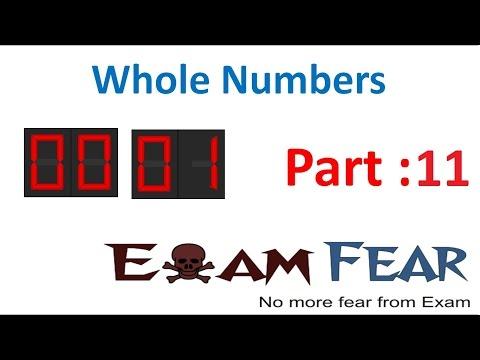 Happyclass - Whole Numbers, Mathematics, CLASS 6 - NCERT CBSE
