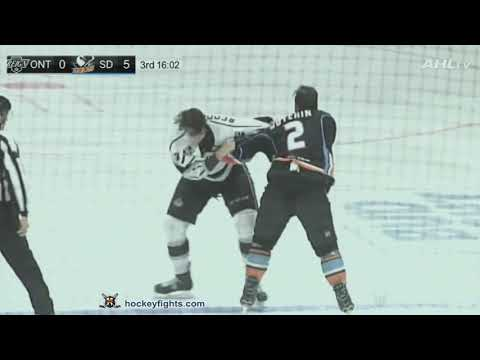 Jake Dotchin vs. Chaz Reddekopp