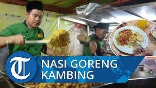 Nasi Goreng Kambing Kebon Sirih, Perpaduan Kuliner Timur Tengah-India dan Indonesia