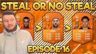 FIFA 19: STEAL OR NO STEAL #16
