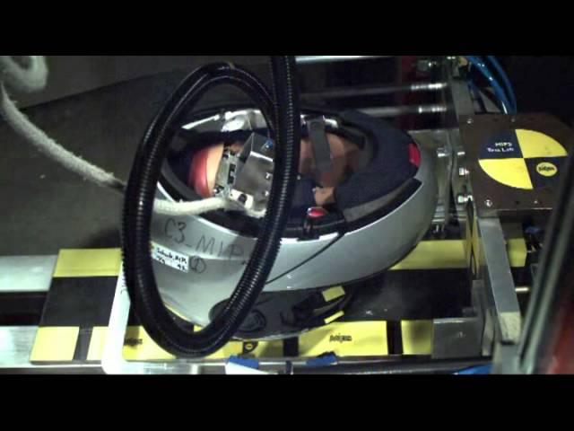 Видео Шлем Lazer Nut'z ярко-желтый