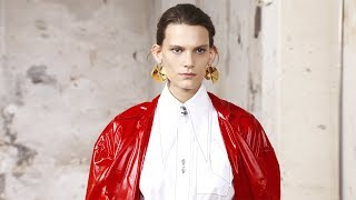 Ellery   Spring Summer 2018 Full Fashion Show   Exclusive