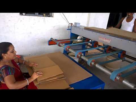 Side Flap Pasting Machine