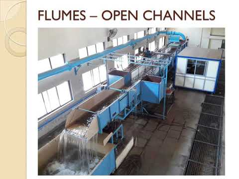 Tilting Flume