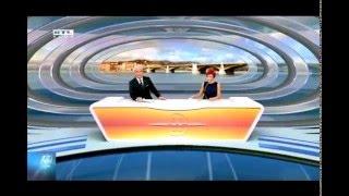 Hatalmas Vihar Magyarországon 2015 07 08 - RTL Híradó