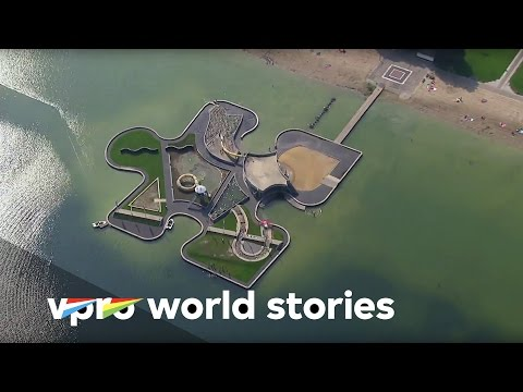 Video The Netherlands from above - E4/10 - The Netherlands in leisure time