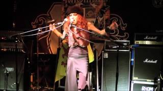 Jordan Reyne - The Narcissus - Live at the West Yorkshire Goth Weekend 2013