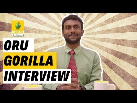 Oru Gorilla Interview | Karikku