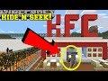 Minecraft: ELEPHANTS HIDE AND SEEK!! - Morph Hide And Seek - Modded Mini-Game