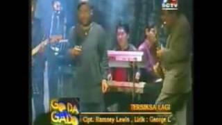 (Alm) Utha Likumahuwa & Audiensi Band - Tersiksa Lagi @ Goda Gado Ngetop (SCTV 1998)