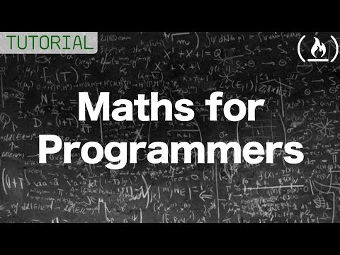 Maths for Programmers Tutorial - Full Course on Sets and Logic