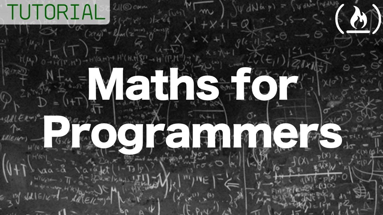 Maths for Programmers Course