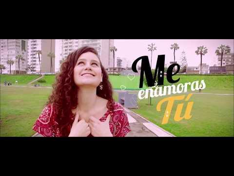Me Enamoras Tú (Letra) - Deyvis Orosco  (Video)