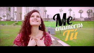 Me Enamoras Tú (Letra) - Deyvis Orosco  (Video)