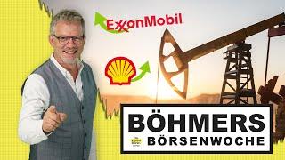 Öl-Aktien punkten wieder