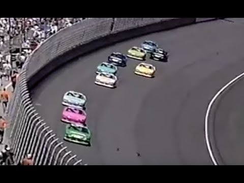 1995 IROC Race #4 - Michigan