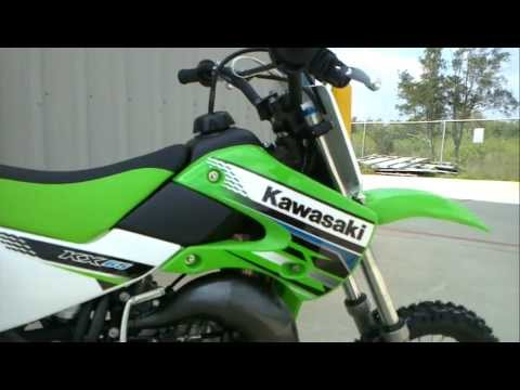 Overview and Review of the 2012 Kawasaki KX65!