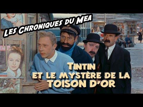 Tintin et le Mystère de la Toison d'or (1961) - Les Chroniques du Mea