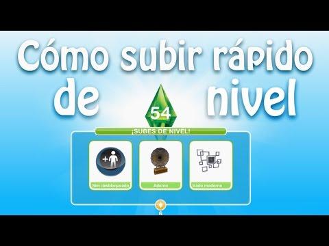 Sims Freeplay    Tips: Cómo aumentar rápido de nivel (ganar mucha XP)
