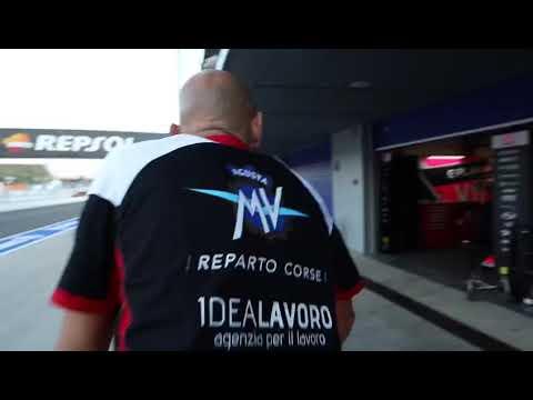 MV Agusta IdeaLavoro Forward Racing Team 2019