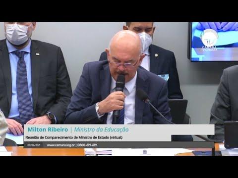 Comissão ouve ministro da Educação - 09/06/21