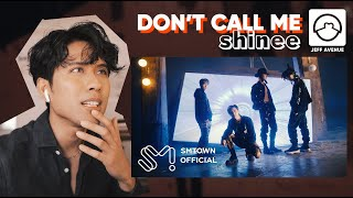 Performer Reacts to SHINee 'Don't Call Me' MV