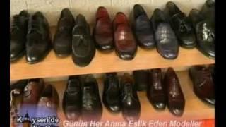 kayseride bir gün   veyis usta butik ayakkabı amp çanta