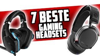 Die besten Gaming Headsets 2021 Test-Review /Welches Gaming Headset kaufen? Vergleich