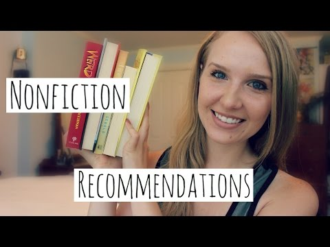 NONFICTION BOOK RECOMMENDATIONS!