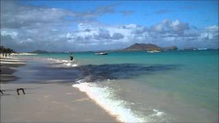 preview picture of video 'Lanikai Beach - Best-of-Oahu.com'
