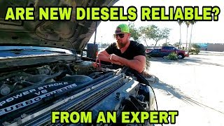 Best Diesel Pickup Engines! Are they worth a damn? Chevy, Ford, RAM, GMC