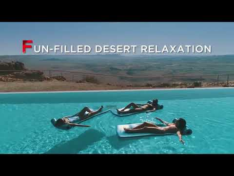 Perfect Israel Desert Vacation