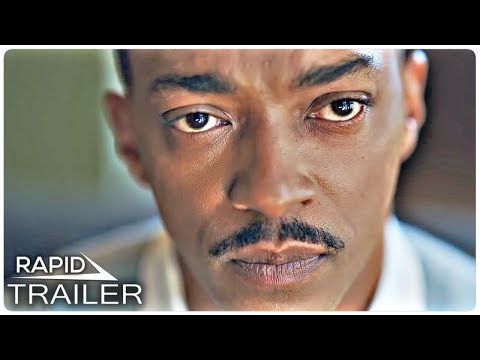 Solos Trailer Starring Anthony Mackie and Morgan Freeman