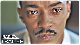 SOLOS Official Trailer (2021) Anthony Mackie, Morgan Freeman Sci-Fi Series HD
