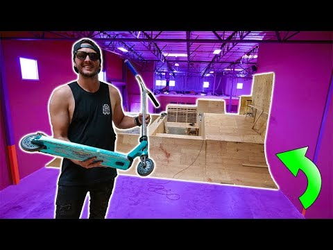 New MEGA ZONE Skatepark UPDATE!