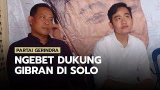Ngebet Dukung Gibran di Pilkada Solo, Gerindra: Bisa Koalisi Sama PDIP