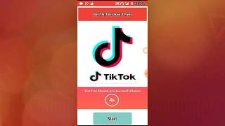 Gambar cover tik tok followers hack apk | tik tok auto followers app | tik tok auto followers and like