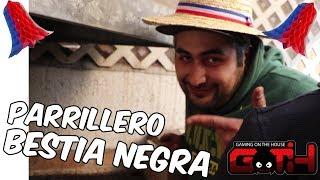 BESTIA PARRILLERO! A La Parrilla Con El GOTH En Español