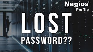 How to reset admin password in Nagios XI